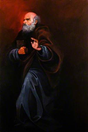 Abbot Hadrian (c.630–710)