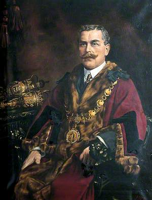 Sidney Robert Alexander, Mayor (1910–1919)