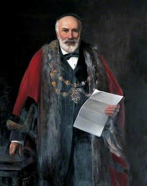 Alderman John Sherwood