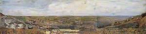 Panoramic View of Luton, Chatham