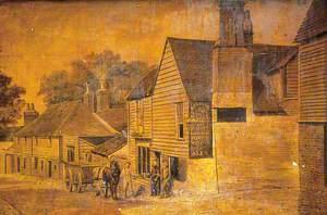 'Roebuck Inn', St Margaret's Street, Rochester, Kent
