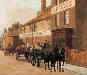 Frindsbury Steam Brewery