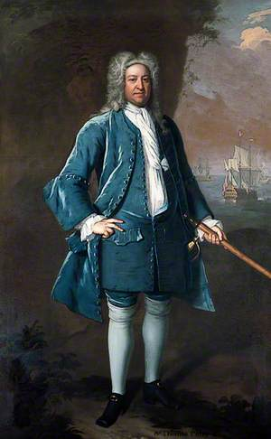 Sir Thomas Colby, Bt, MP (1723)