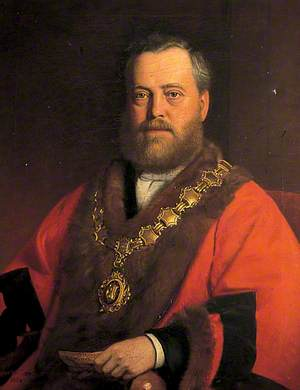 George H. Edmunds, Mayor of Gravesend (1882, 1883 & 1888)