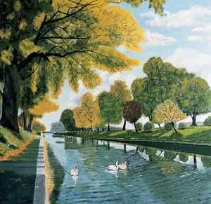 Hythe Canal, Kent