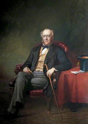 Charles Marsham (1808–1874), 3rd Earl of Romney