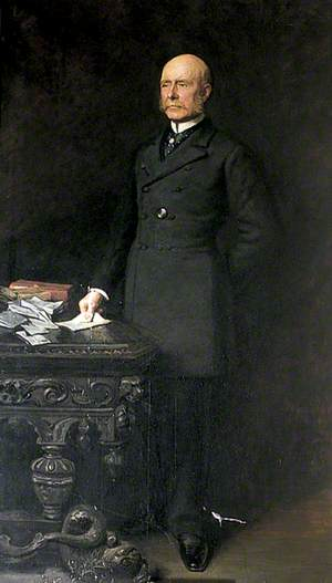 Sir John Farnaby Lennard