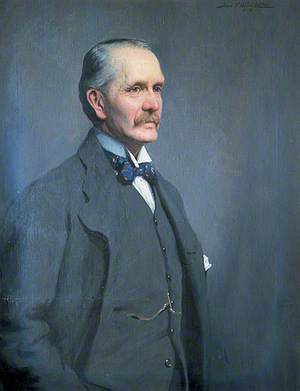 Alderman Edward Windsor Hussey (1855–1952)
