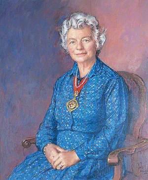Mrs Patricia Nesham