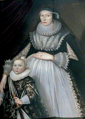 Sarah Isles and Her Eighth Son