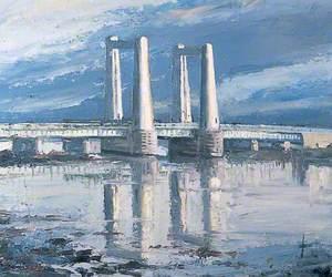 Kingsferry Bridge, Isle of Sheppey, Kent