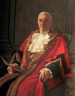 F. J. Cornford, Mayor of Margate (1942–1947)