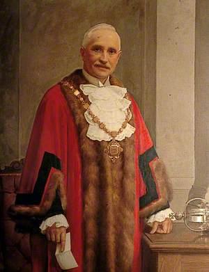 Edward Sidney Linnington, JP, Mayor of Ramsgate (1935–1936)