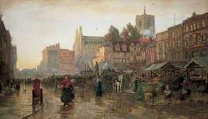 The Marketplace, Norwich, Norfolk