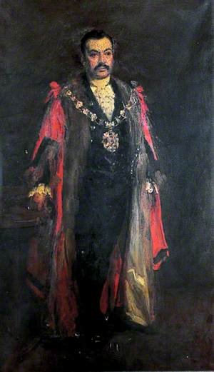 Sir Marcus Samuel (1853–1927), Lord Bearsted