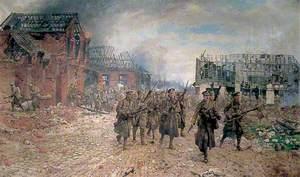 The Battle of Neuve Chapelle, 1915
