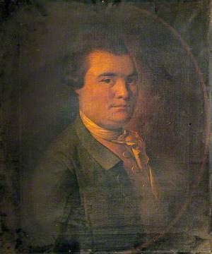 Portrait of a Corpulent Man