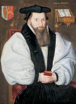 Robert Abbot (c.1560–1617), Bishop of Salisbury