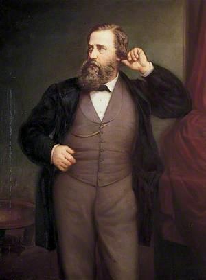 Julius Lucius Brenchely, Esq., 17 October 1876