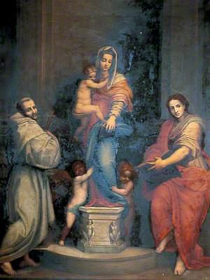Madonna delle Arpie