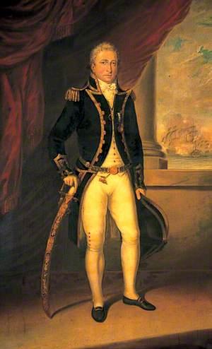 Captain Charles John Moore Mansfield (1760–1813)