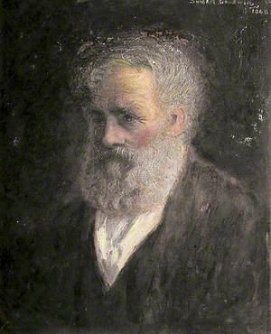 The Artist's Father, Samuel Goodwin