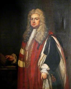 Lord Robert Raymond (1673–1733)