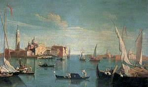 View of San Giorgio Maggiore, Venice