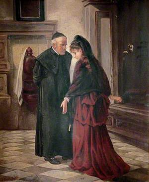 Priest and a Woman