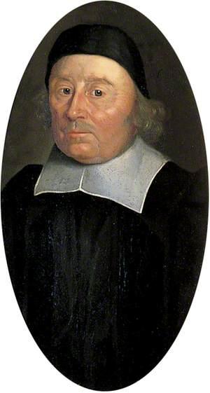 Reverend John Hasted
