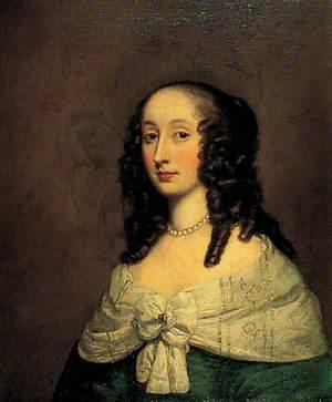 Lady Darrell (Mrs Darell Blount)