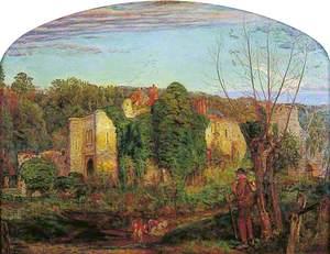Allington Castle, Maidstone, Kent