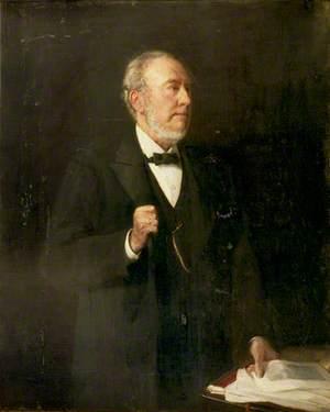 The Late Samuel Bentlif, JP
