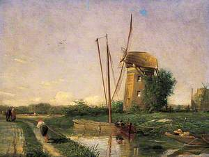A Mill on the Hague