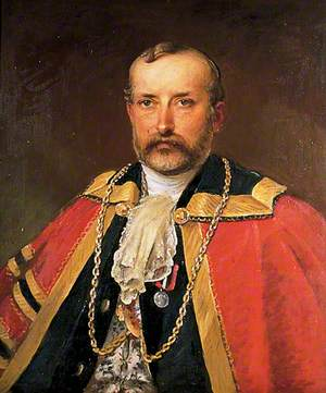Henry S. Watts, Cinque Ports Baron, Mayor (1884–1886, 1891, 1901 & 1907–1908)