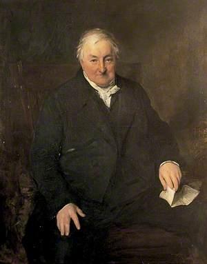 Reverend John Poore, DD, JP