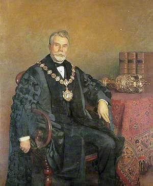 Alderman Alfred Whittaker Howe, JP, CC