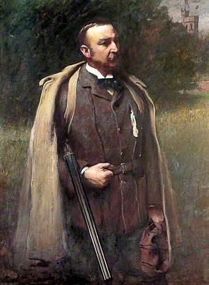 Colonel James Dampier-Palmer