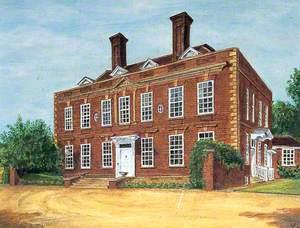 Westwell House, Tenterden, Kent