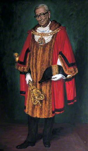 George Stanley Sturgeon, Mayor of Tunbridge Wells (1974–1975)