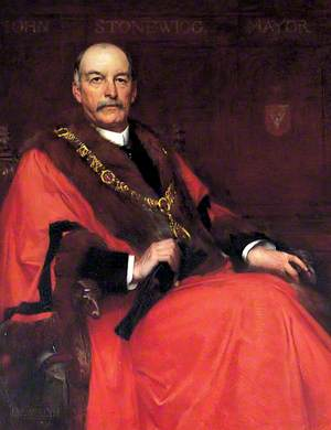 John Stone-Wigg, Mayor of Tunbridge Wells (1889–1891)