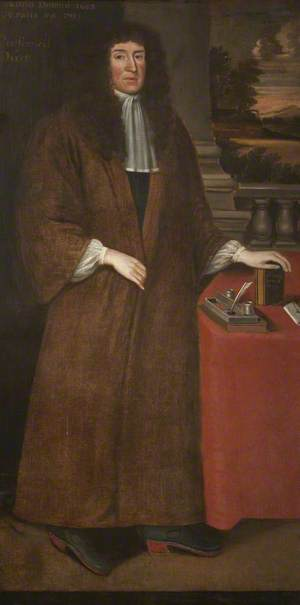 A Gentleman in Lawyers' Robes