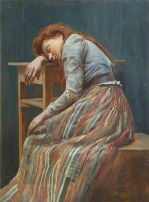 Young Girl Asleep