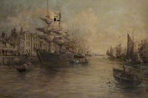 Ship and Boats