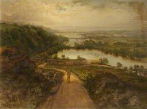 Rivington Lakes