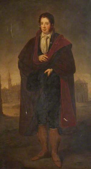 Frank Hall Standish of Duxbury (1799–1840)