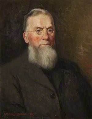 W. W. Burwell, JP, Chairman of Chorley Council