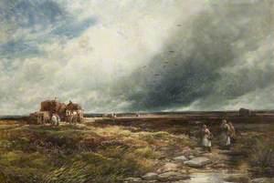 A Yorkshire Moor