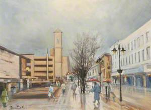 King William Street, Blackburn