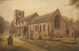 Whalley Church